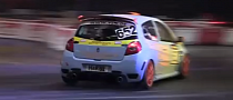 Renault Clio RS: FWD Cars Can Drift! [Video]