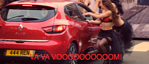 "Renault Clio ""VA VA VOOM!"" Test Drive [Video]"