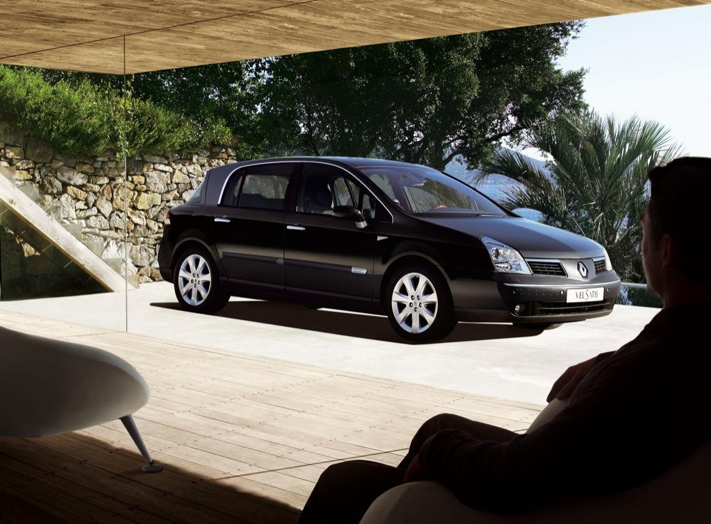 Renault Discontinues Vel Satis Autoevolution