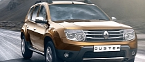 Renault Duster Getting AWD Version with Automatic Gearbox in 2014