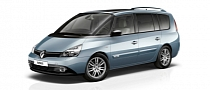 Renault Espace Gets Another Facelift