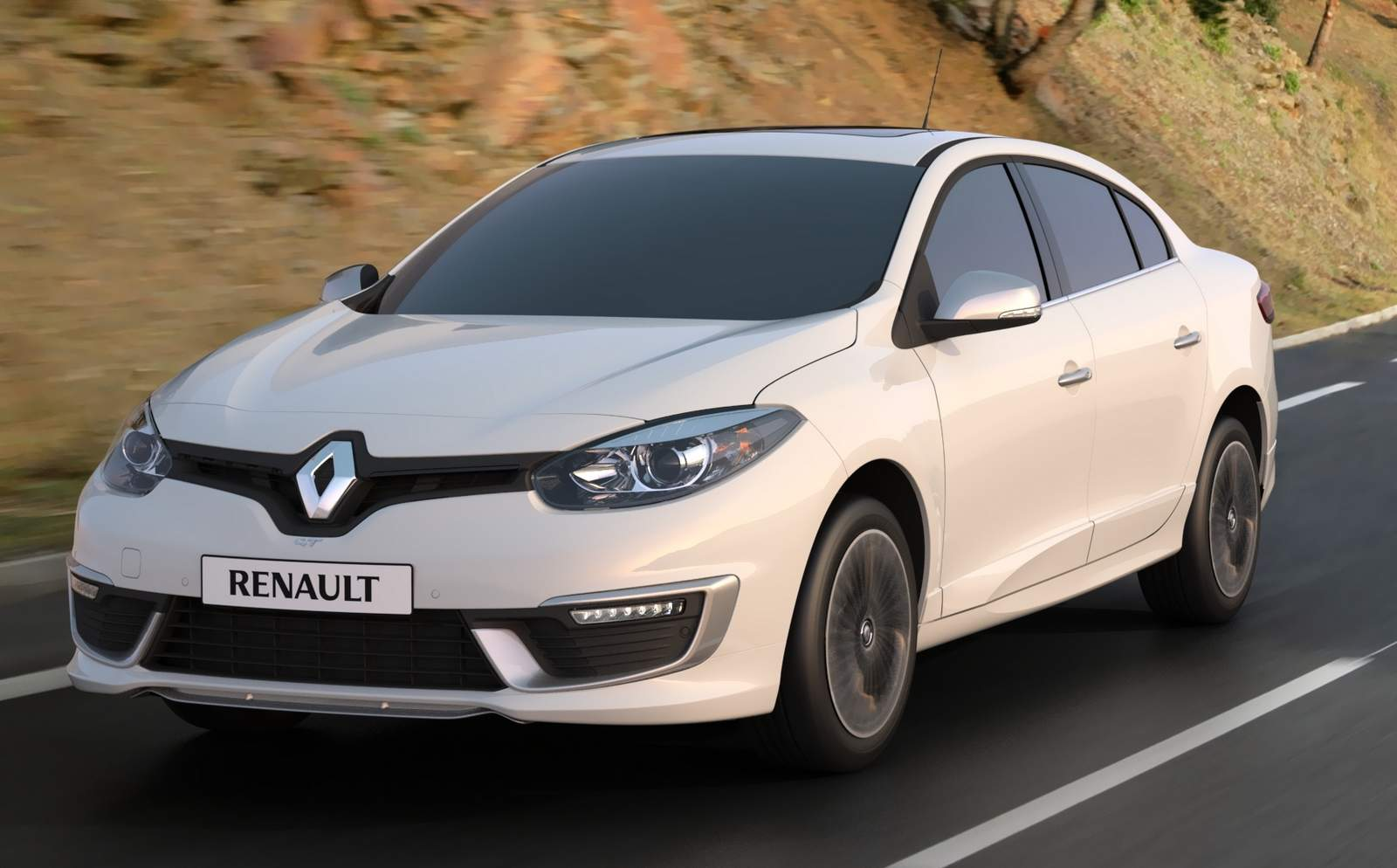 Renault Fluence GT2 Turbo Launched with 190 HP 2-Liter ...