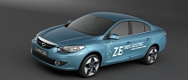 Renault Fluence ZE Is Samsung SM3 ZE in Korea [Video]