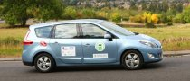 Renault Grand Scenic Proves Itself at MPG Marathon