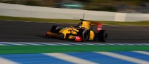 Renault Issues EUR20 Million Loan to F1 Team