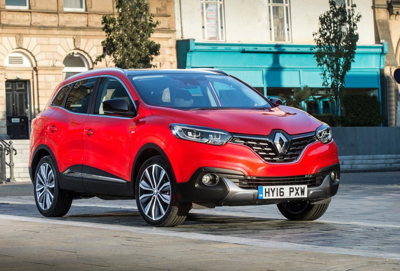 renault kadjar gets edc auto for tce 130 engine and. Black Bedroom Furniture Sets. Home Design Ideas