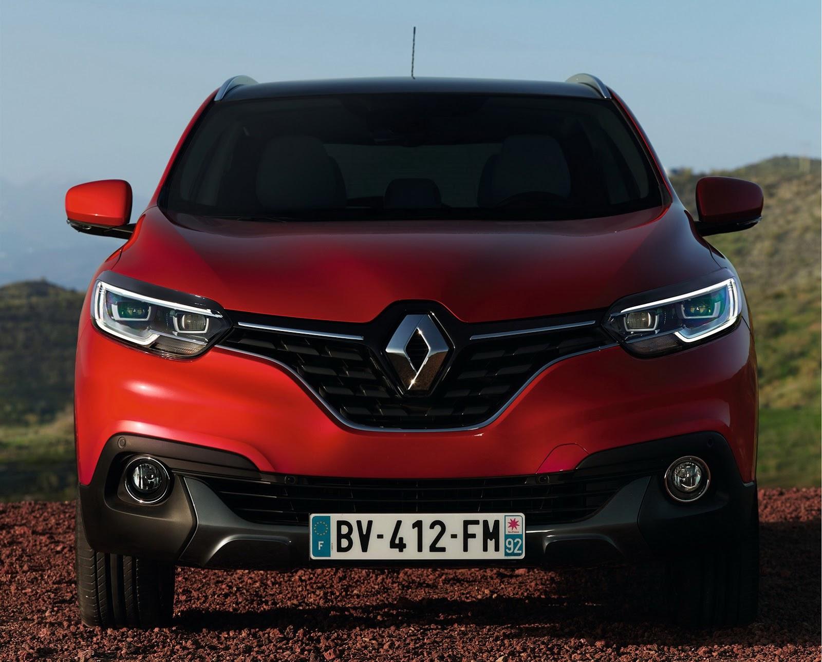 Renault Kadjar Price Announced for Europe - autoevolution