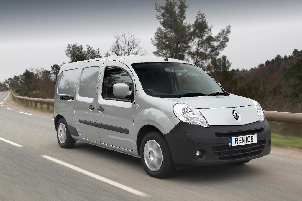 renault kangoo van maxi and trafic phase 3 uk pricing released autoevolution. Black Bedroom Furniture Sets. Home Design Ideas