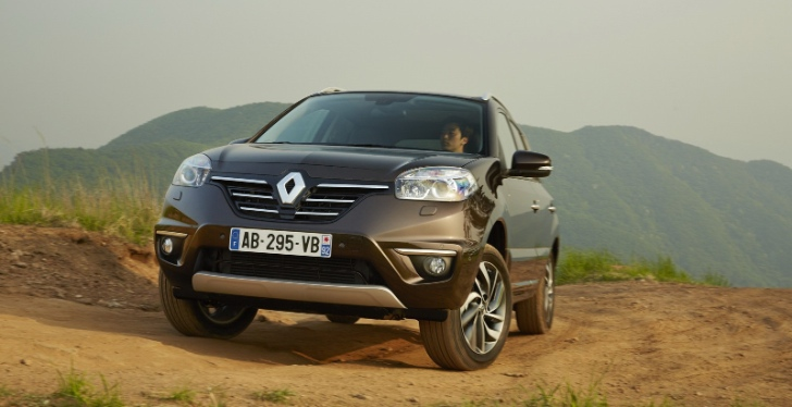 Renault Koleos Gets Another Refresh [Photo Gallery]
