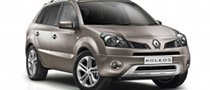 Renault Koleos Receives 2010 Update