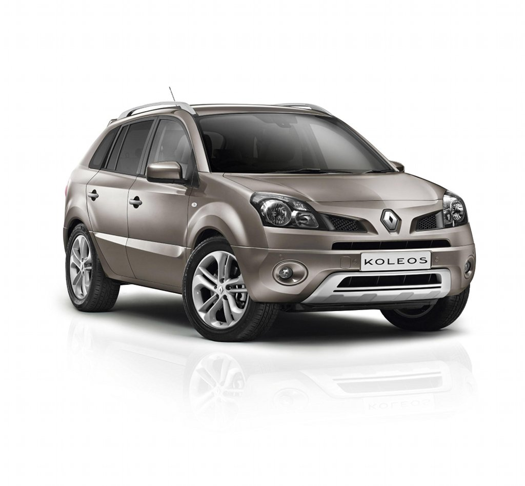 renault koleos receives 2010 update autoevolution. Black Bedroom Furniture Sets. Home Design Ideas
