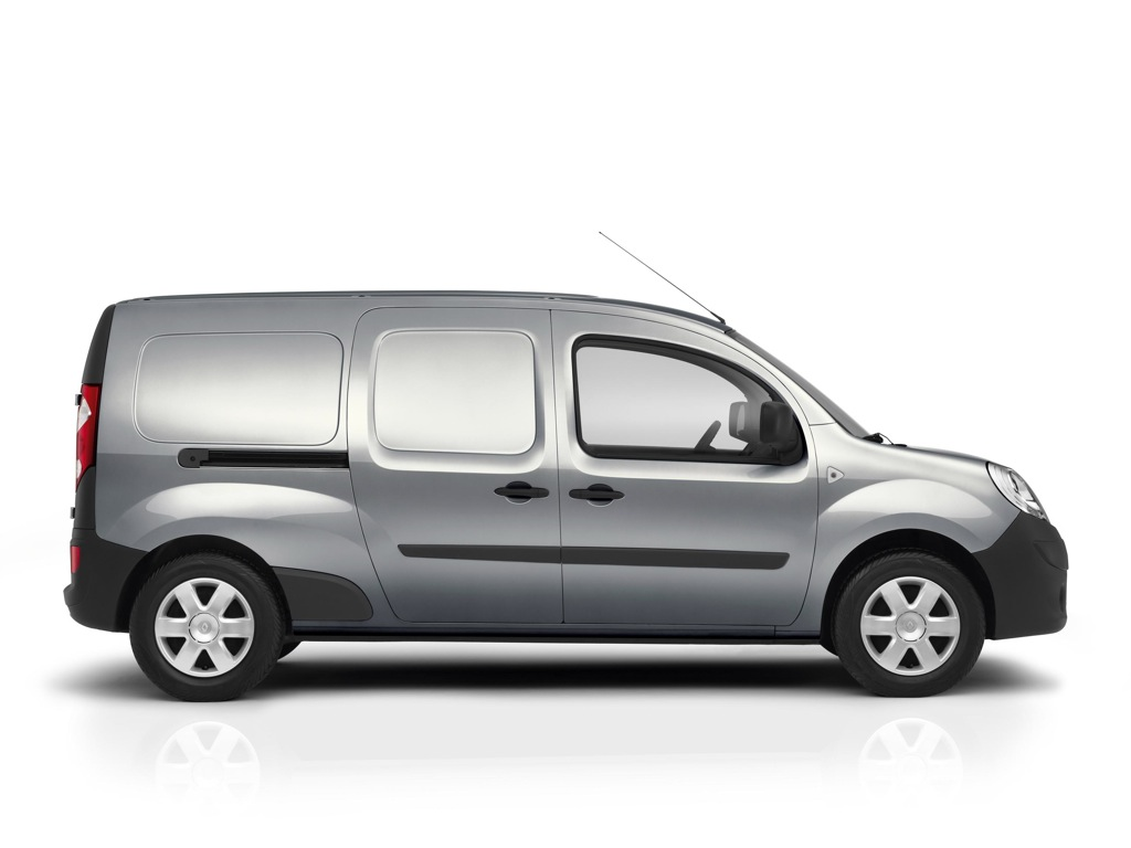 2011 renault kangoo express maxi launched autoevolution