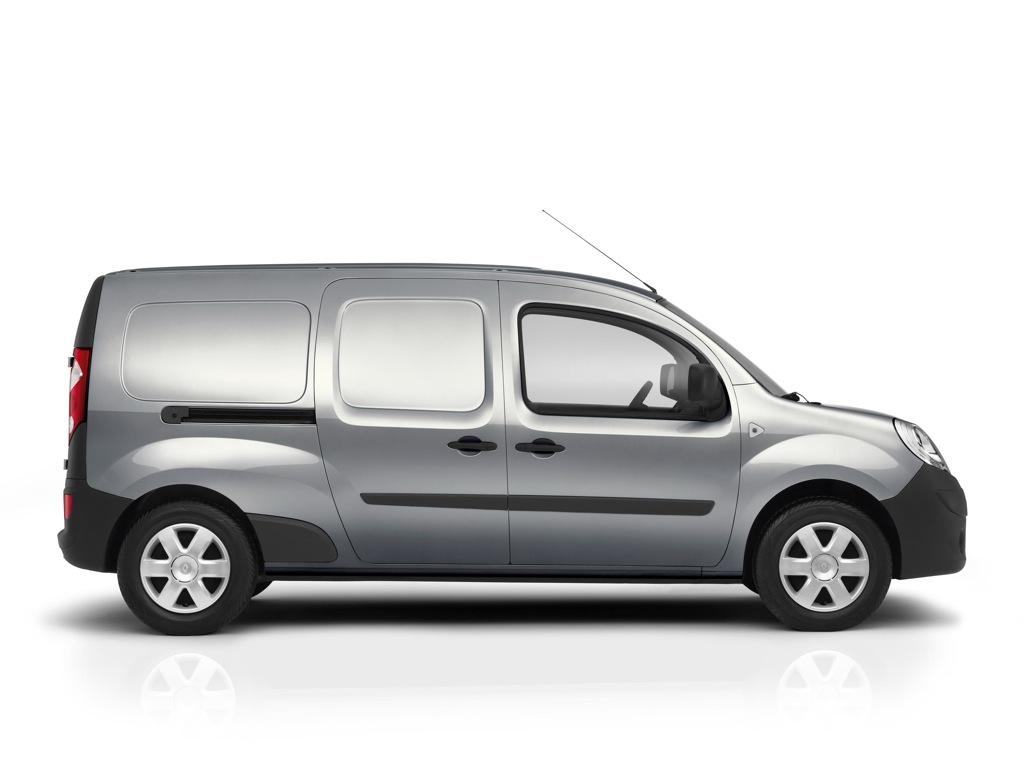 2011 renault kangoo express maxi launched autoevolution. Black Bedroom Furniture Sets. Home Design Ideas