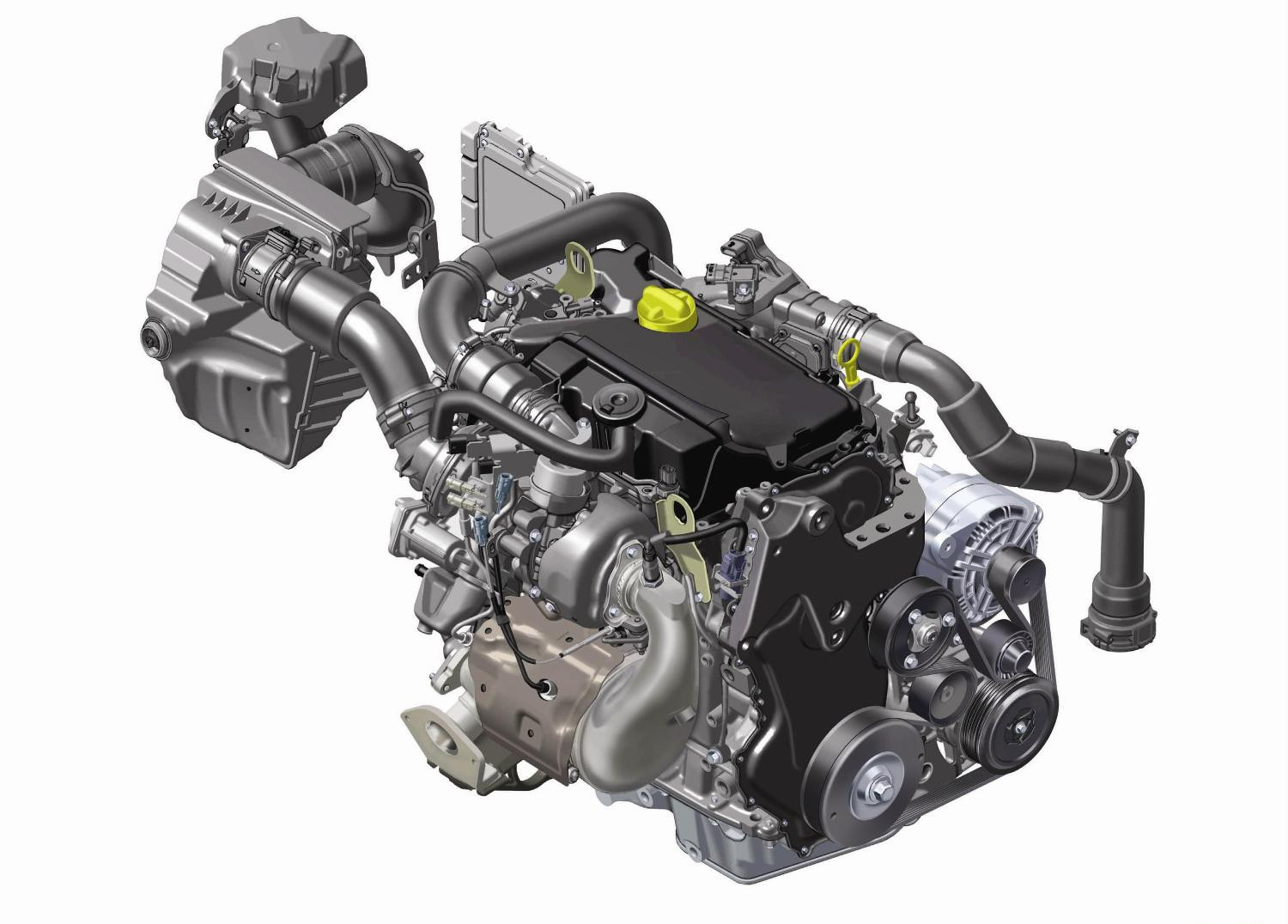 renault launches energy dci 130 1 6l engine on scenic autoevolution. Black Bedroom Furniture Sets. Home Design Ideas