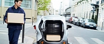 Renault Launches Twizy Cargo LCV [Photo Gallery]