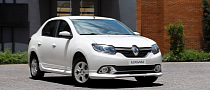 Renault Logan II Officially Launched in Brazil [Video] [Photo Gallery]