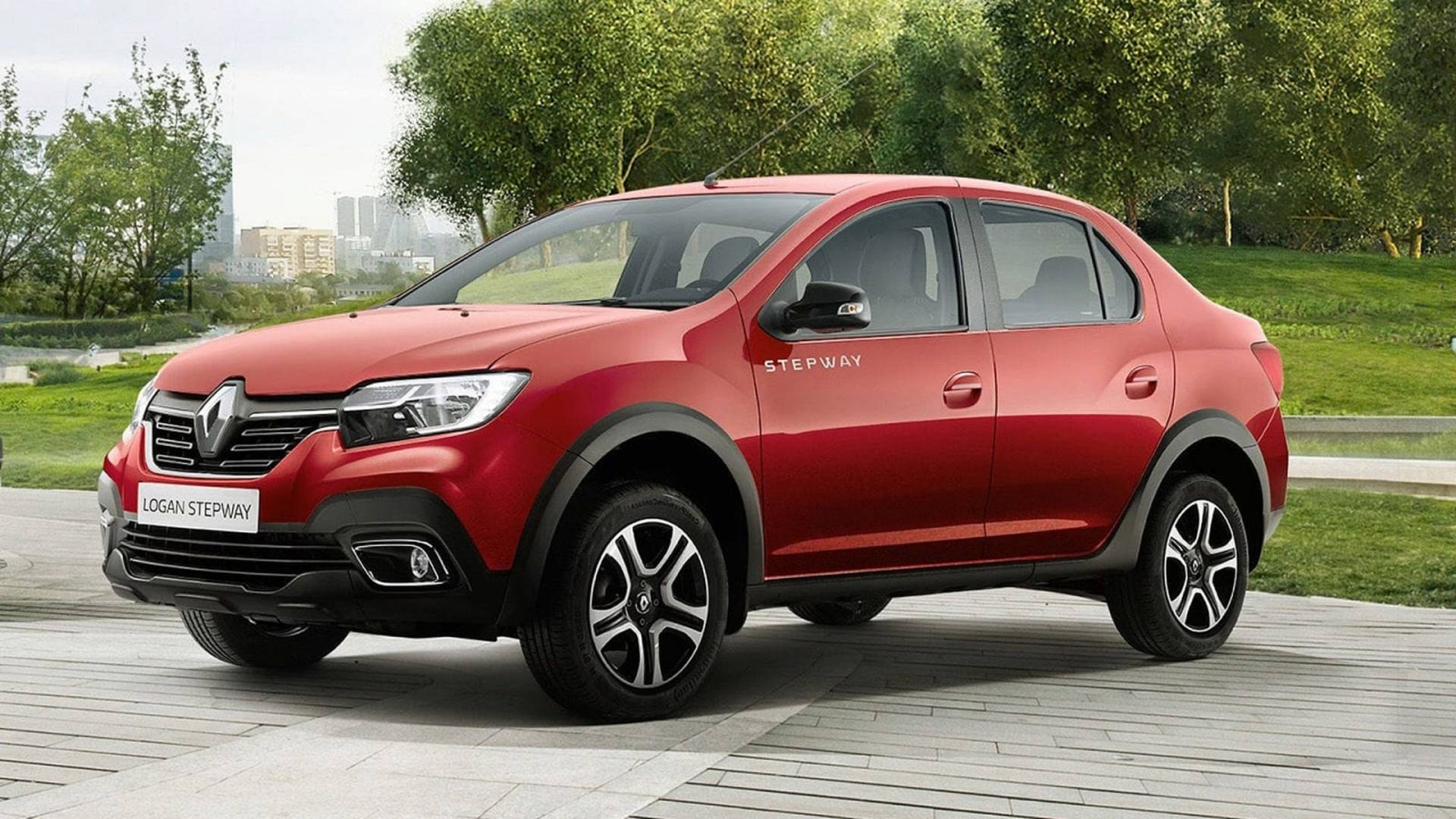 renault logan stepway is real and rugged autoevolution. Black Bedroom Furniture Sets. Home Design Ideas