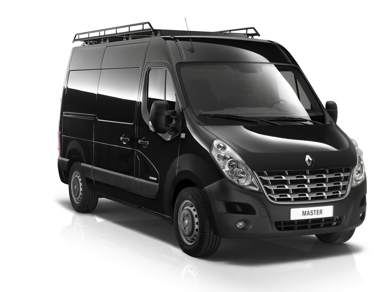 renault master range updated for 2012 autoevolution. Black Bedroom Furniture Sets. Home Design Ideas