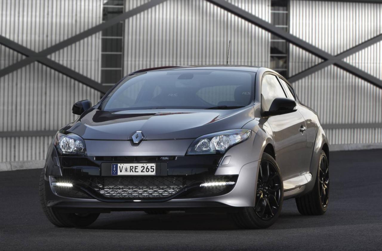 Renault Megane Rs 265 Interior