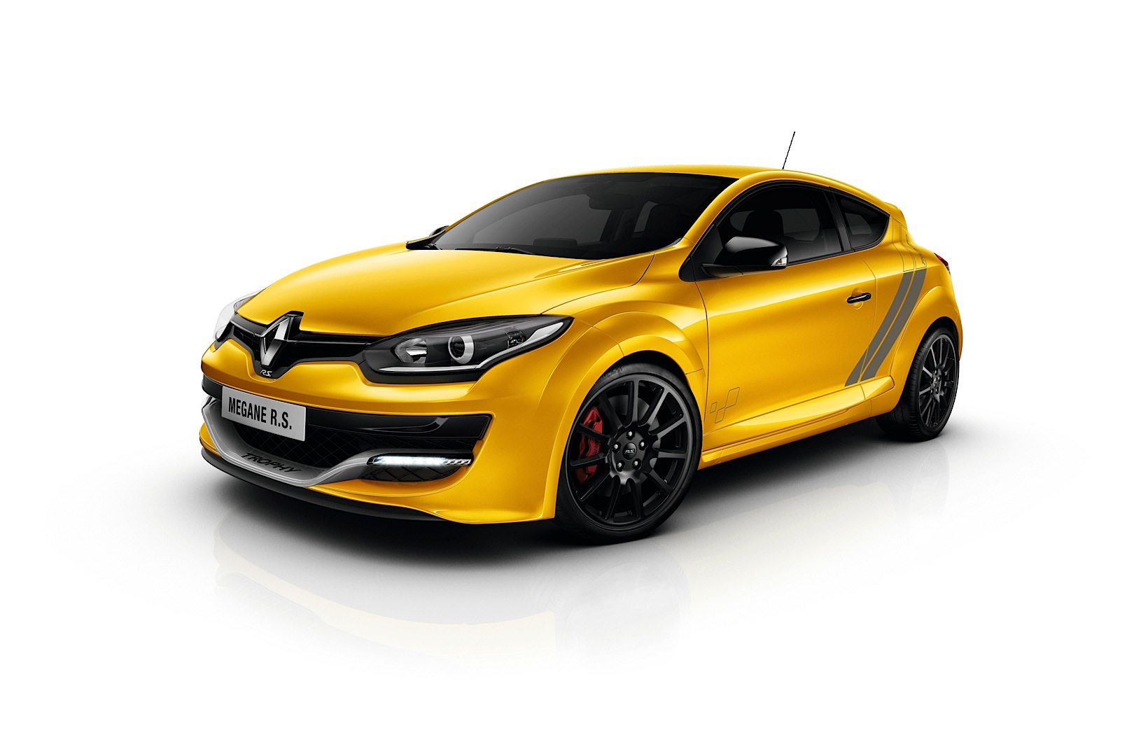 renault megane rs 275 trophy revealed autoevolution. Black Bedroom Furniture Sets. Home Design Ideas