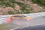 Renault Megane RS Crashes at the Nurburgring [Video]