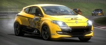 Renault Megane RS in NFS Shift