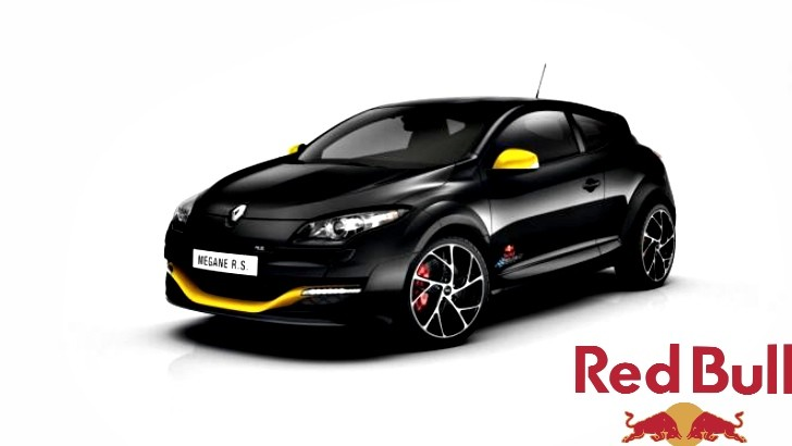 Renault Megane RS RB7 - On Its Way!
