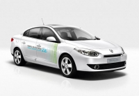 Renault Fluence Ze - photo
