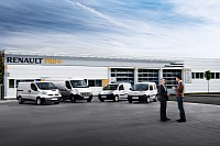 Renault opens service center in Le Mans