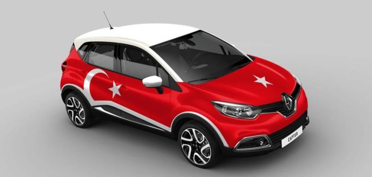 Renault Plays Captur the Flag on Facebook [Photo Gallery]