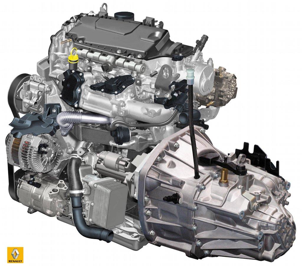 renault presents the new 2 3 dci diesel engine autoevolution. Black Bedroom Furniture Sets. Home Design Ideas