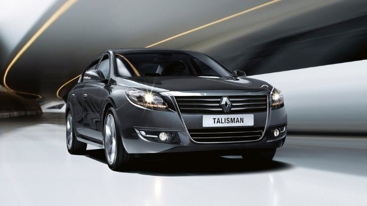 Renault Rebadges Samsung SM-7 to Create Flagship Talisman Model for China
