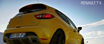 Renault Releases First Clio RS 200 EDS Test Drive [Video]
