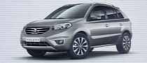 Renault Reveals Koleos Facelift in India