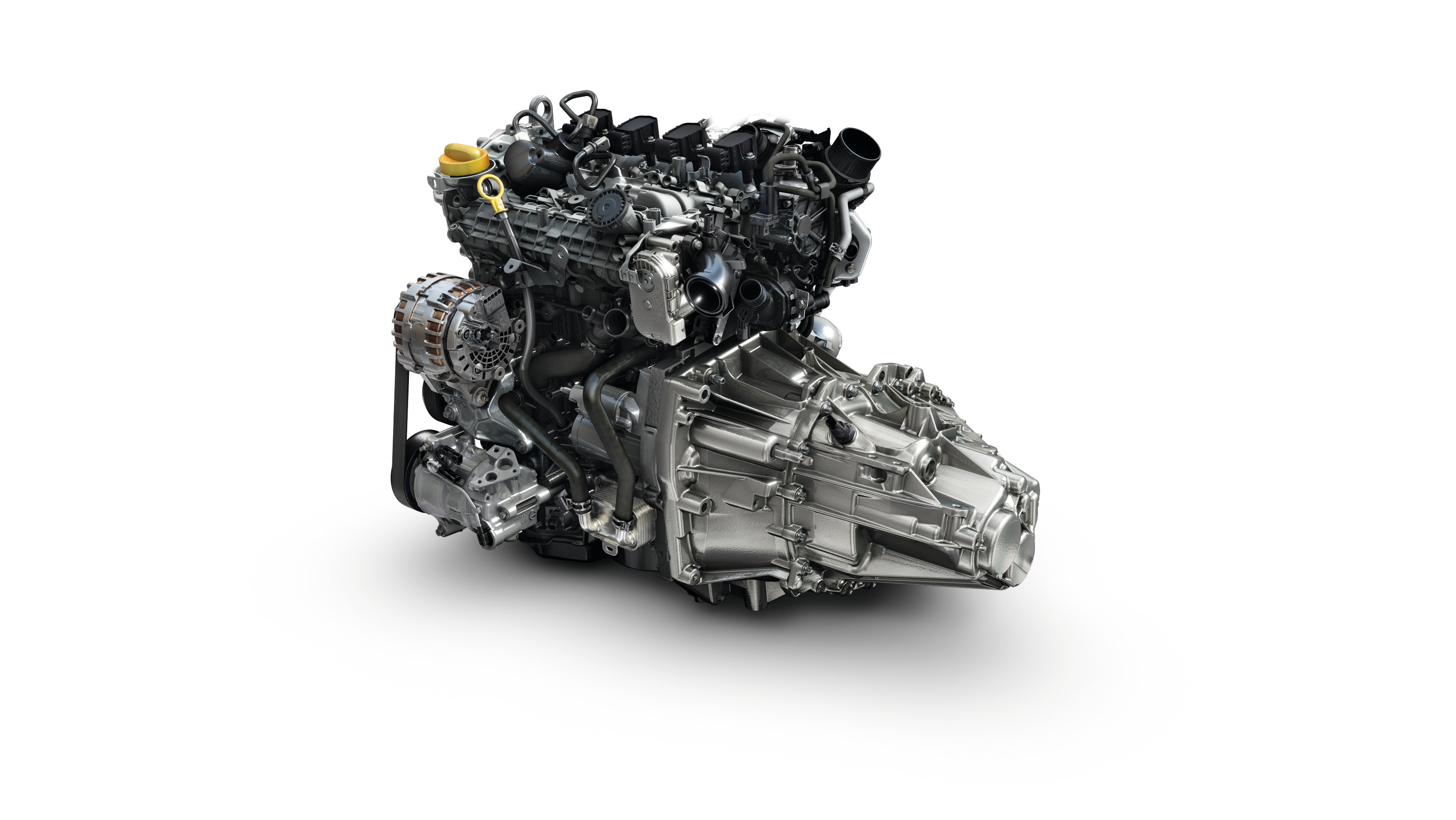 renault reveals new 1 3 turbo engine developed with mercedes 115 140 160 hp autoevolution. Black Bedroom Furniture Sets. Home Design Ideas