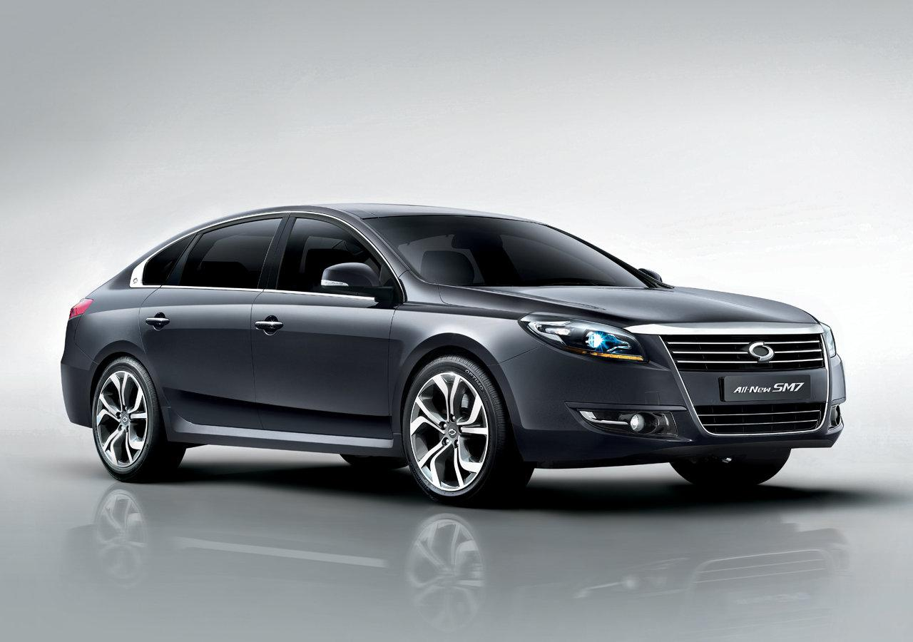 Renault Samsung Sm7 Will Hit Showrooms In Mid August