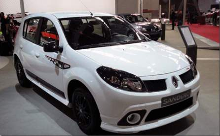 Renault Sandero Gt Line Presented In Brazil Autoevolution