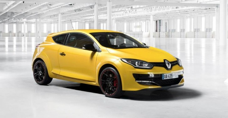 "Renault Shares Its ""New"" Megane RS 265 [Photo Gallery]"