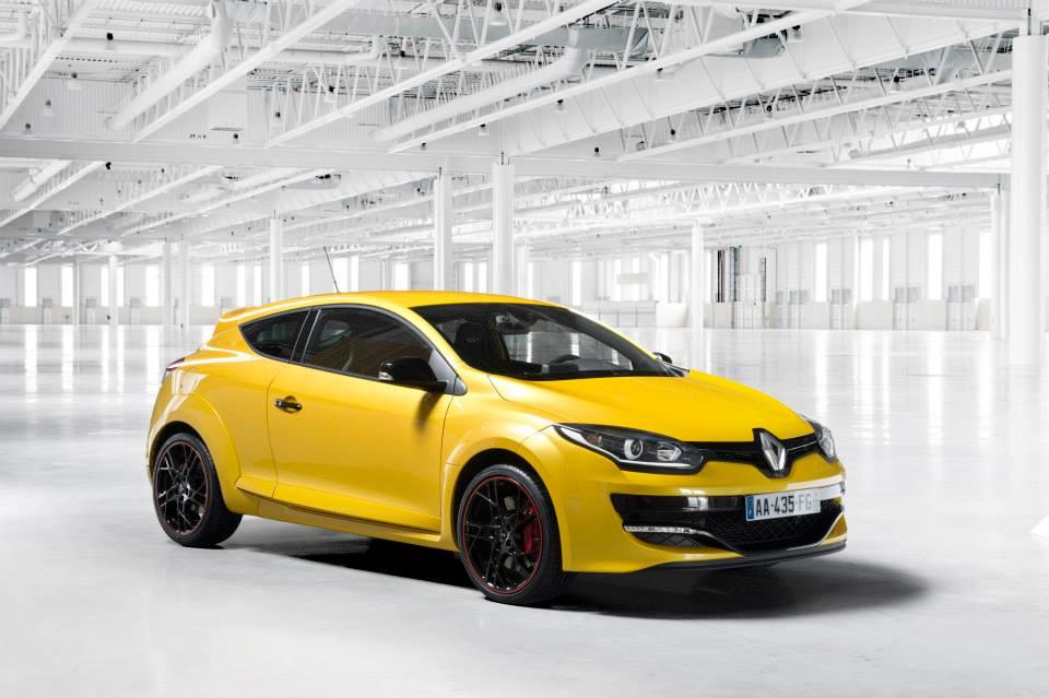 Renault Megane rs 265 Interior 2014 Renault Megane rs 265