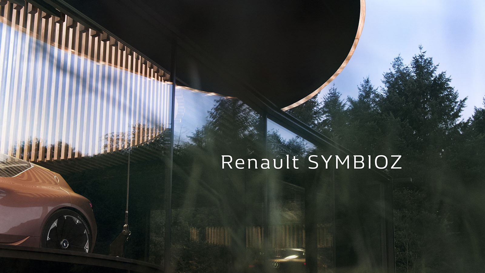 Renault teases self-driving Symbioz coupe concept