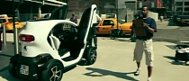 Renault Takes Twizy Electric Two-Seater to New York [Video]