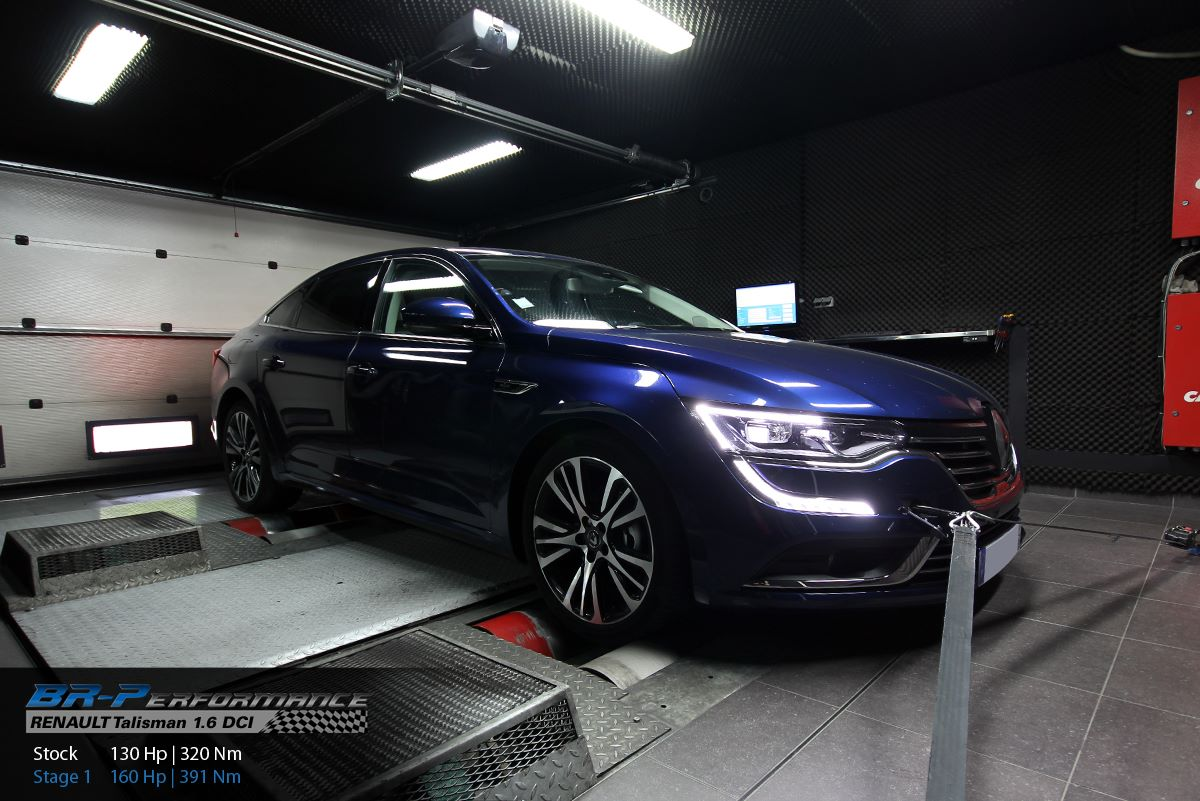 renault talisman 1 6 dci 130 gets tuned to 160 ps by br. Black Bedroom Furniture Sets. Home Design Ideas
