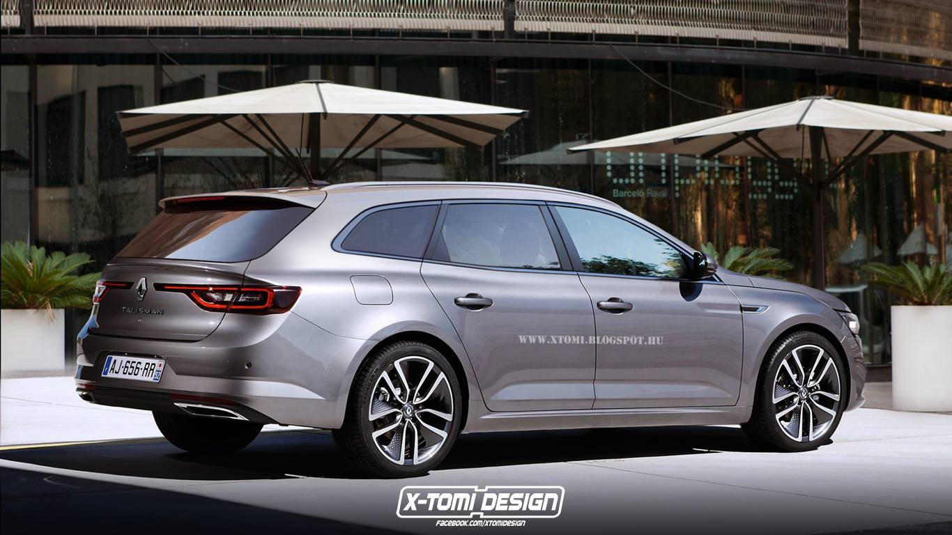 19 Photos 2017 Renault Talisman