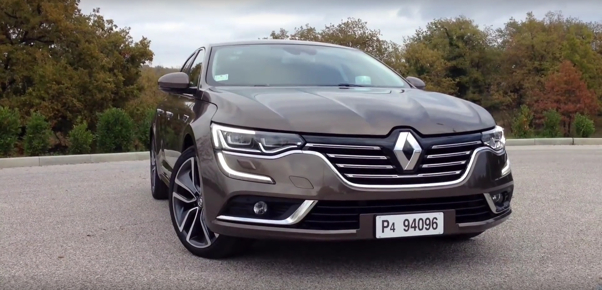 renault talisman tce 200 edc7 acceleration test autoevolution. Black Bedroom Furniture Sets. Home Design Ideas
