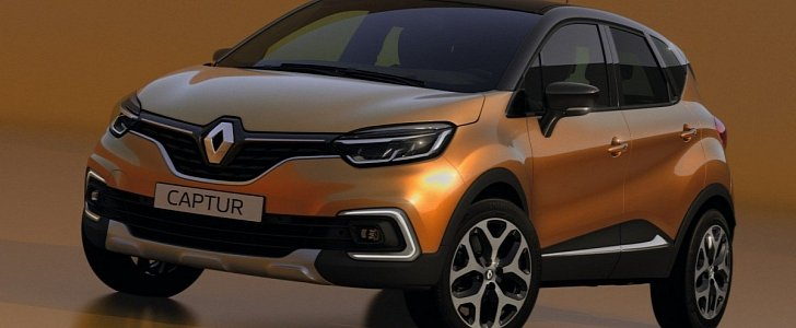 renault testing captur coupe might get rs version. Black Bedroom Furniture Sets. Home Design Ideas