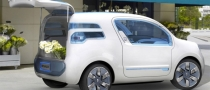 Renault to Build Electric Kangoo in Maubeuge, France