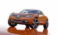 The Renault Captur will be on display at the 2011 Geneva Auto Show