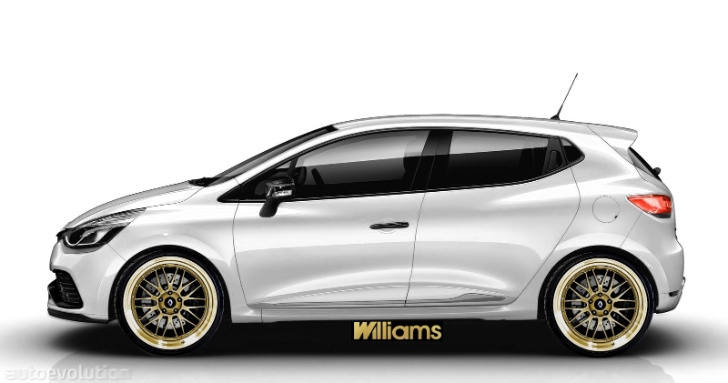 Renault to Make Clio Williams With 220 HP in 2014