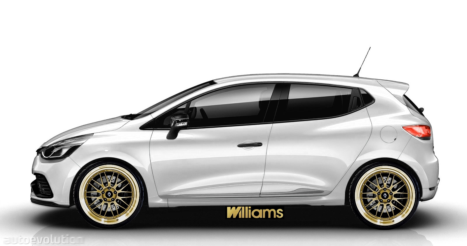 renault to make clio williams with 220 hp in 2014 autoevolution. Black Bedroom Furniture Sets. Home Design Ideas