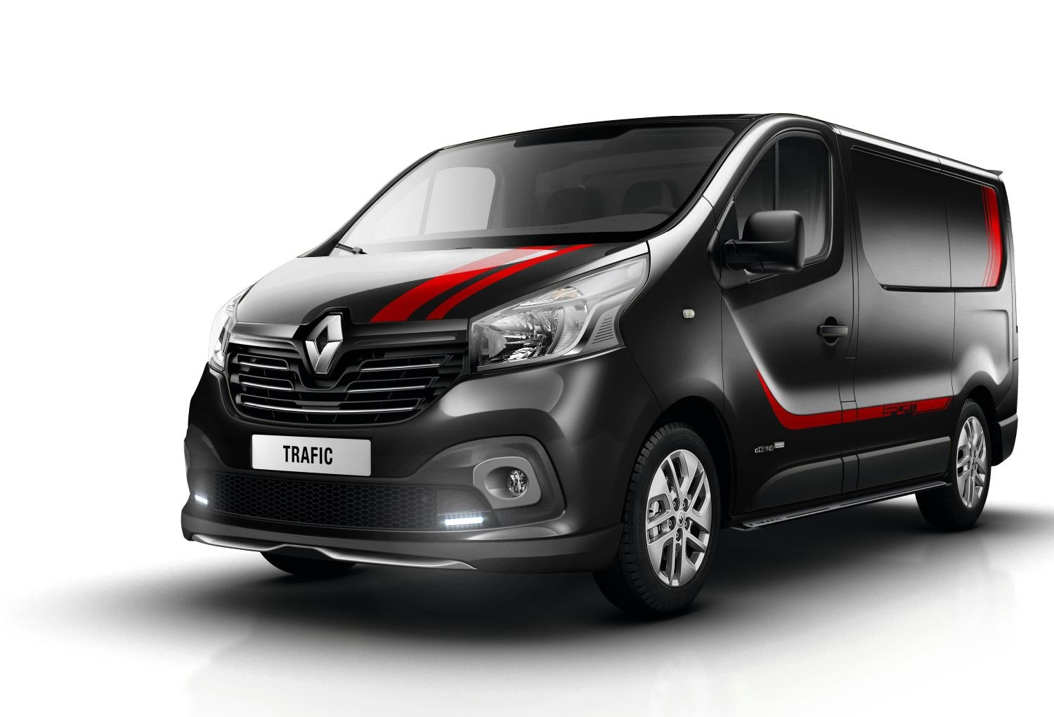 renault trafic sport pack delivers desirable downforce autoevolution. Black Bedroom Furniture Sets. Home Design Ideas